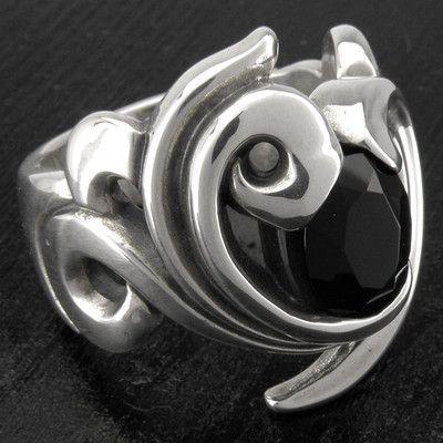 激安の メーカー取り寄せ品 X0089-BS M's ブラックスピネルシルバーリング エムズコレクション M's Collection Collection メンズリング 指輪 指輪, 【税込】:69a3df0b --- airmodconsu.dominiotemporario.com