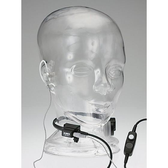 アルインコ 2ピンプラグ 咽喉マイク EME-39A 無線機 トランシーバー