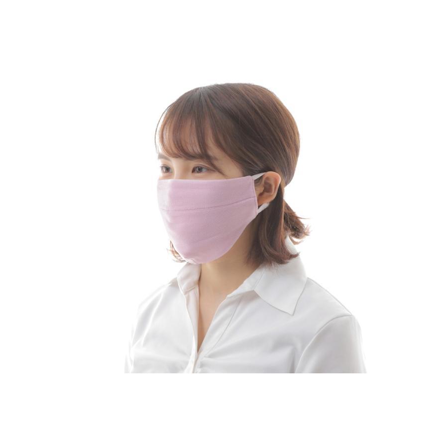 UVカット率99.8% ドレスマスク 飛沫防止ノーズワイヤー入り 日本製 洗濯200回以上可 光触媒繊維 抗菌 消臭 吸水 速乾ジャパンクオリティー認証国内縫製工場|dressmask-drema|02