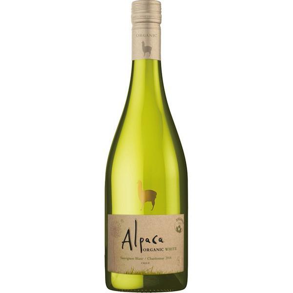 アルパカ・オーガニック・ホワイトのボトル