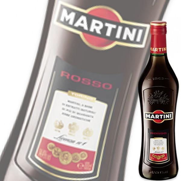(単品) バカルディ マルティーニ ロッソ 750ml瓶 (イタリア) (ベルモット) (SP)|drikin