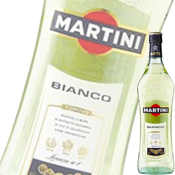 (単品) バカルディ マルティーニ ビアンコ 750ml瓶 (イタリア) (ベルモット) (SP) drikin