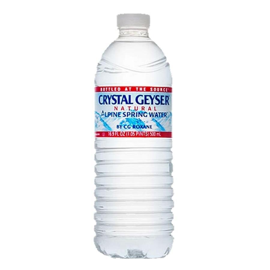 【限定】 クリスタルガイザー 500ml 1本(1本の価格) Crystal Geyser ミネラルウォーター 天然水 最安値挑戦!※48本単位での購入下さい。|drink-house-nakanaka|03