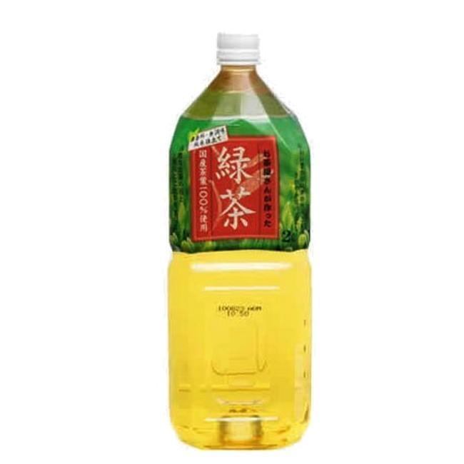 globe グローブ お茶屋さんが作った緑茶 PET 2L×6本|drink-next