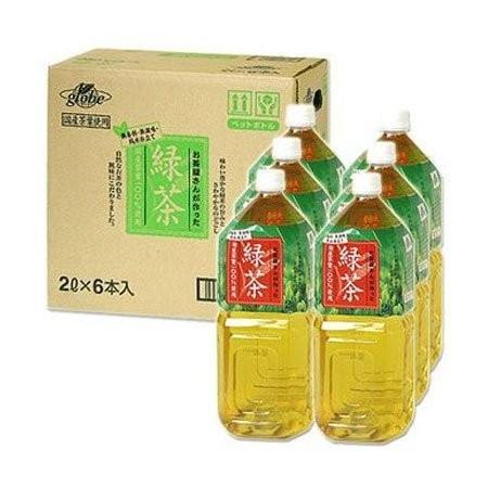 globe グローブ お茶屋さんが作った緑茶 PET 2L×6本|drink-next|02