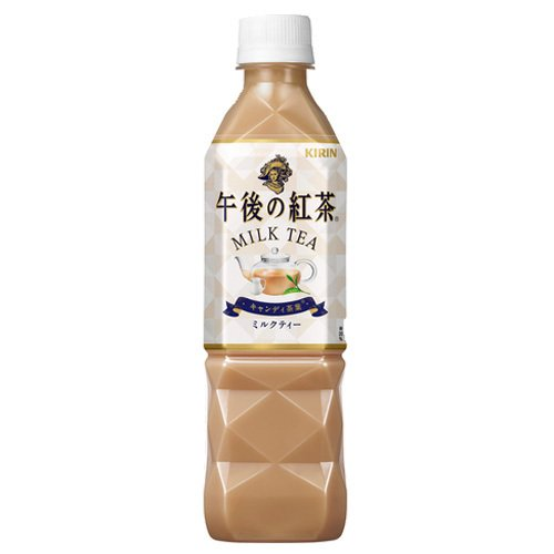 キリン 午後の紅茶 ミルクティー 500ml 48本 (KILIN 午後ティー 紅茶) 『送料無料』※北海道・沖縄・離島を除く|drinkmarchais|02