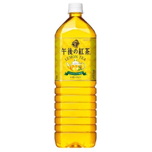 キリン 午後の紅茶 レモンティー 1.5L 8本 (KILIN 午後ティー 紅茶) 『送料無料』※北海道・沖縄・離島を除く|drinkmarchais|02
