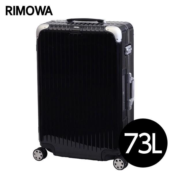 リモワ RIMOWA リンボ 73L ブラック E-Tag LIMBO ELECTRONIC TAG マルチホイール スーツケース 882.70.50.5 『送料無料』※北海道・沖縄・離島を除く