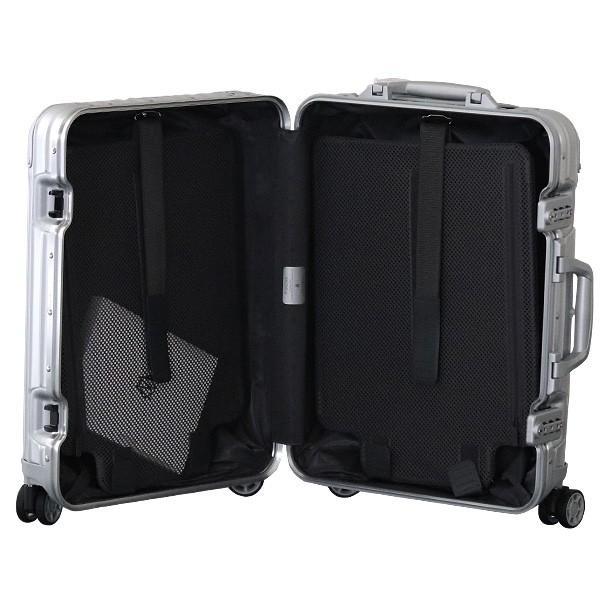 『週末限定ポイント10倍』 リモワ RIMOWA オリジナル キャビンS 31L シルバー ORIGINAL Cabin S スーツケース 925.52.00.4 drinkmarchais 04