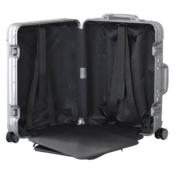 『週末限定ポイント10倍』 リモワ RIMOWA オリジナル キャビンS 31L シルバー ORIGINAL Cabin S スーツケース 925.52.00.4 drinkmarchais 05