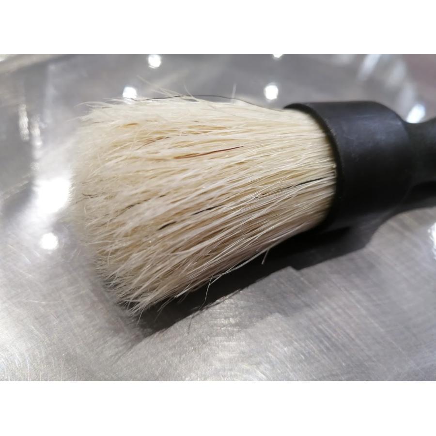 グリルなどの細かい洗浄に最適 クリーニング ブラシ ディテーリングブラシセット オレンジ2本セット 洗車用ブラシ|drive|03