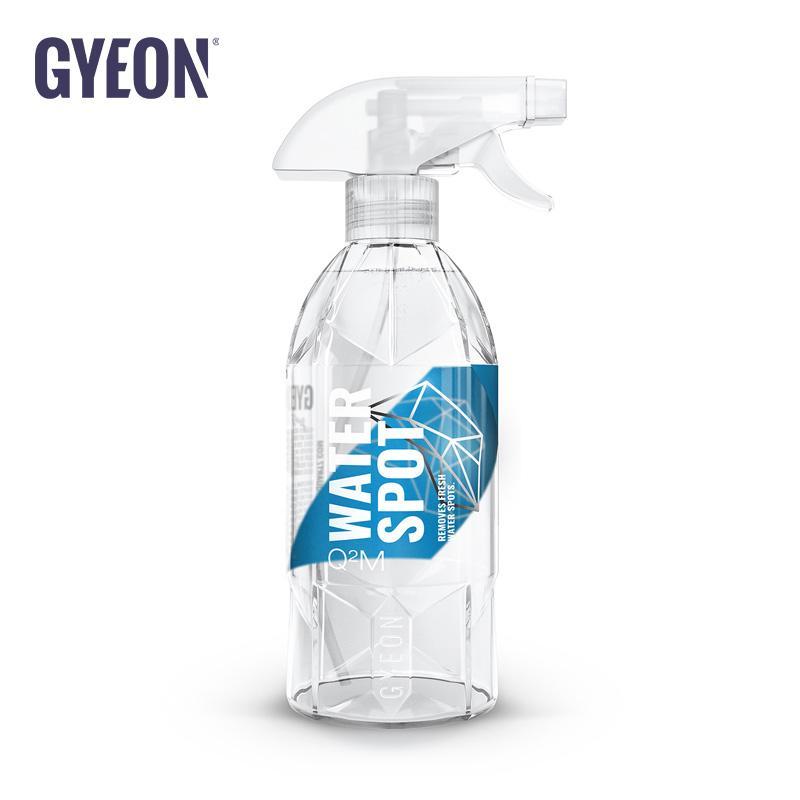 ウォータースポット除去剤   ジーオン GYEON Q2M-WS  500ml  ウォータースポットリムーバー 水アカ除去剤 ウォータースポットクリーナー 在庫あり|drive