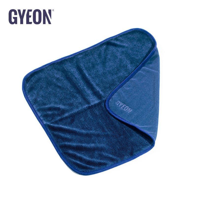 正規品 洗車タオル 買い物 超歓迎された 吸水タオル ジーオン GYEON SilkDryer Q2MA-SD-S 50×55cm シルクドライヤーS 超吸水タオル