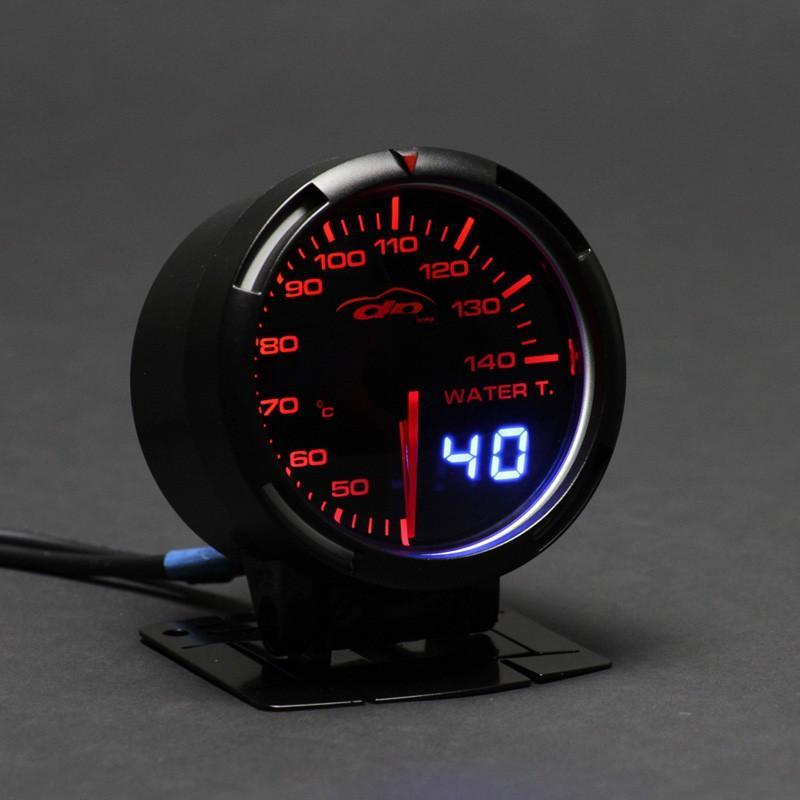 デポレーシング 4連メーター 60mm (Dual WA ブースト計・水温計・油温計・油圧計) アンバー/ホワイト・デジタル/アナログ  Deporacing :DUALWA6001374727:DRJショッピングストア - 通販 - Yahoo!ショッピング