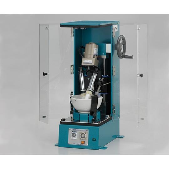 日陶科学1-1293-02自動乳鉢セットアルミナALG−200WD