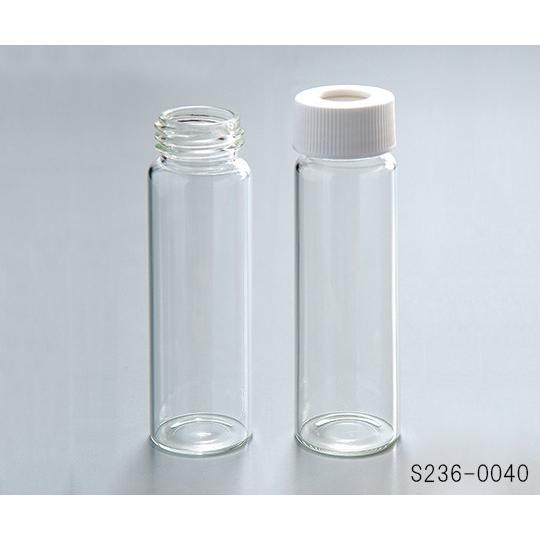 1-1374-06飲料水分析用バイアル(I−CHEM)T336-0040クラス300薄板セプタム72本入【箱】(as1-1-1374-06)
