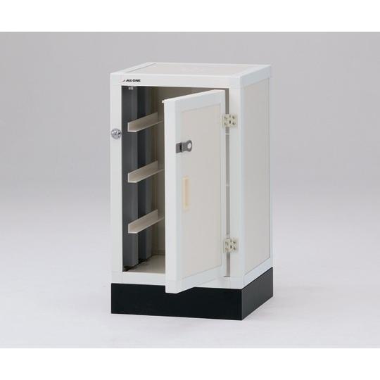 アズワン1-1631-01ユニット型塩ビ薬品庫(下段)DK450