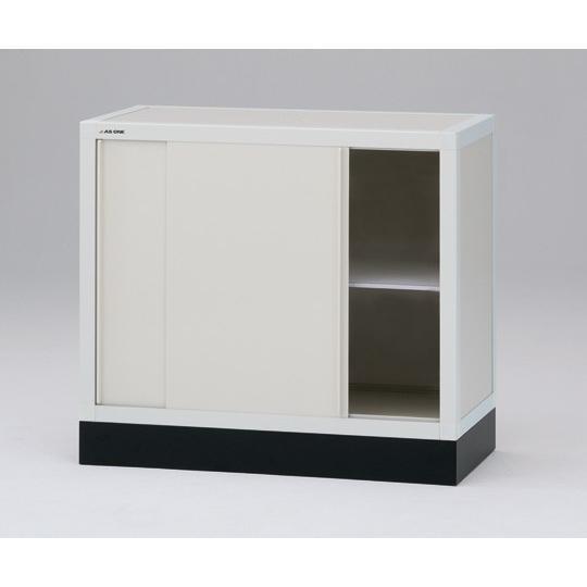 アズワン1-1631-04ユニット型塩ビ薬品庫(下段)DH900V