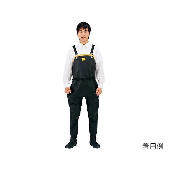 1-2682-14胴付水中長靴25.5cm【足】(as1-1-2682-14)