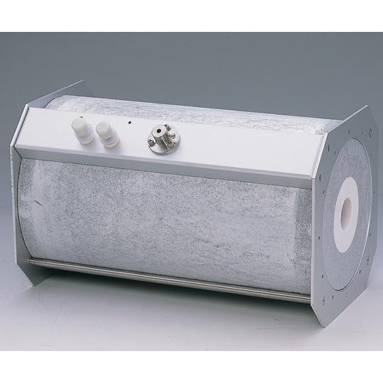 アサヒ理化製作所1-3018-01セラミック電気管状炉密閉式500W【個】(as1-1-3018-01)