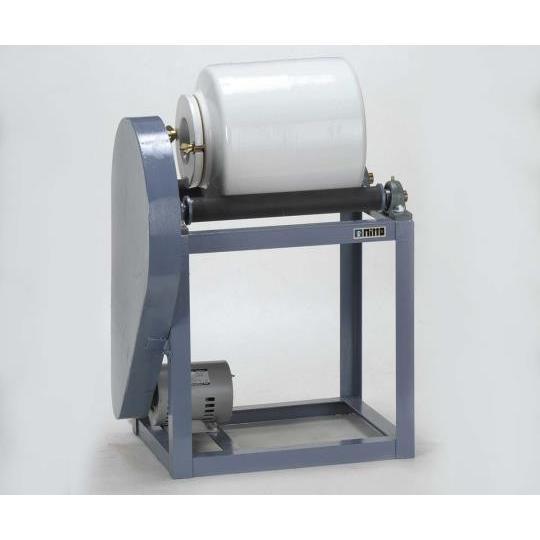 日陶科学1-3959-11ポットミル回転台NT-1S-R570×520×740