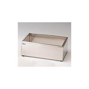 アズワン1-4163-03ステンレス水槽角型(断熱材入り)26.2L【個】(as1-1-4163-03)