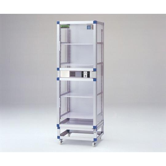 アズワン1-5503-41オートドライデシケーターFN574×524×1770mm強化プラスチック棚板