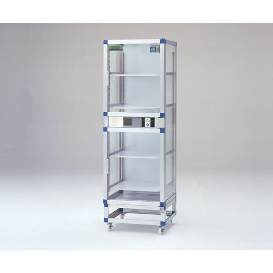 アズワン1-6003-16PETデシケーター574×524×1770mmステンレス棚板