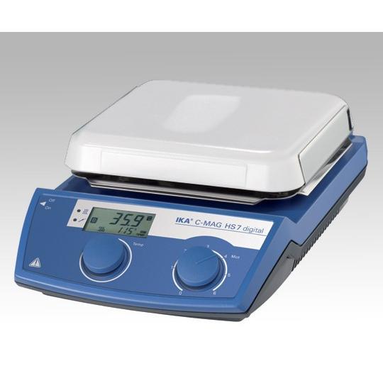 IKA1-6607-22ホットスターラーCMAGHS7デジタル