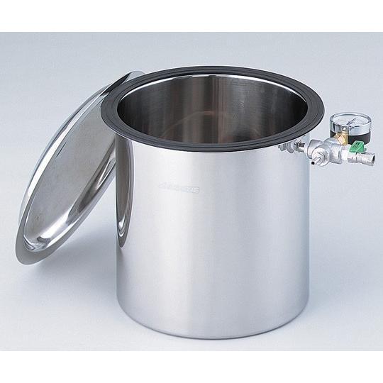 アズワン1-7634-01小型真空容器【個】(as1-1-7634-01)