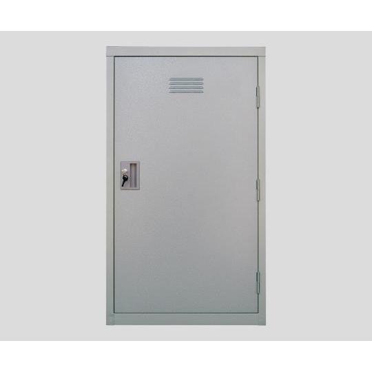 2-9176-01薬品保管庫500×380×880mm