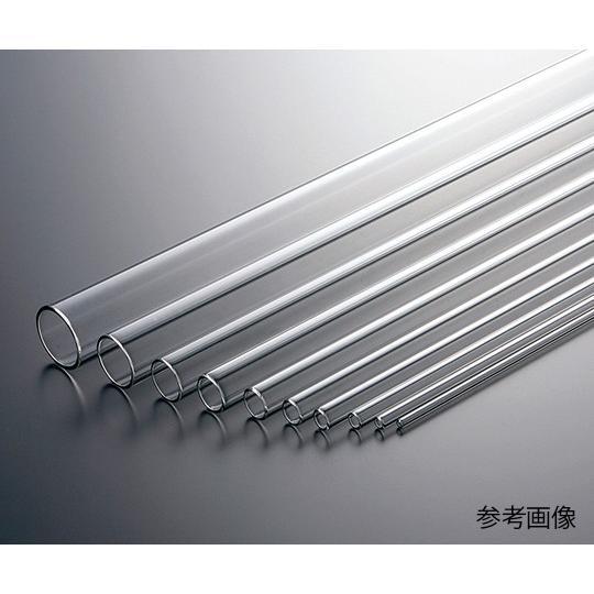 3-1597-37ガラス管φ80厚肉管B(HW)【箱】(as1-3-1597-37)