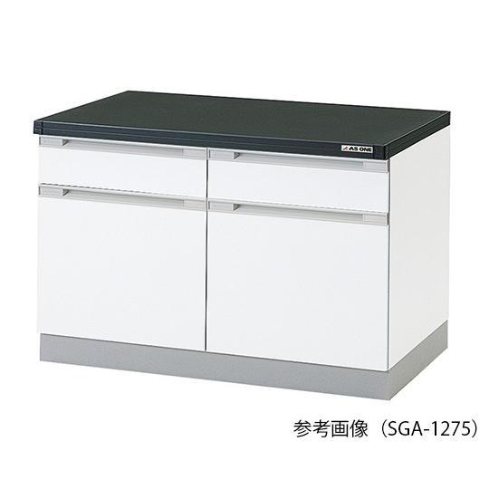 アズワン3-5813-26サイド実験台木製タイプSGA-1875(1800×750×800mm)【コ】(as1-3-5813-26)