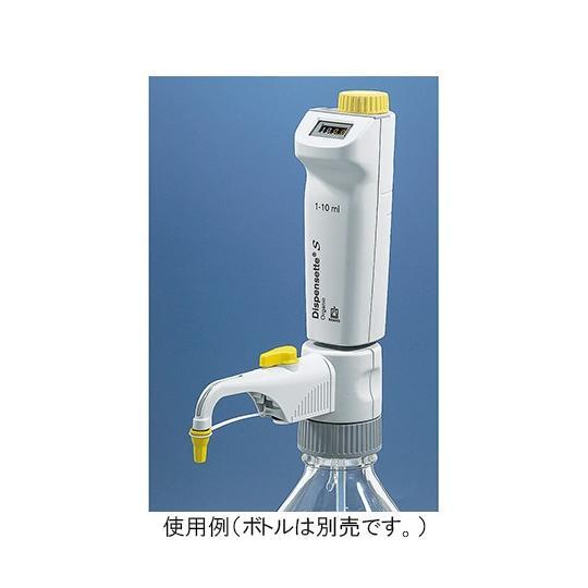 BRAND3-6066-02ボトルトップディスペンサーDispensette(R)SOrganicデジタル1〜10mL【個】(as1-3-6066-02)
