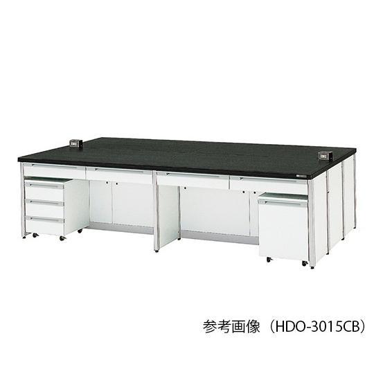アズワン3-7855-02中央実験台フレ−ムタイプHDO-2415CB(2400×1500×800mm)【コ】(as1-3-7855-02)