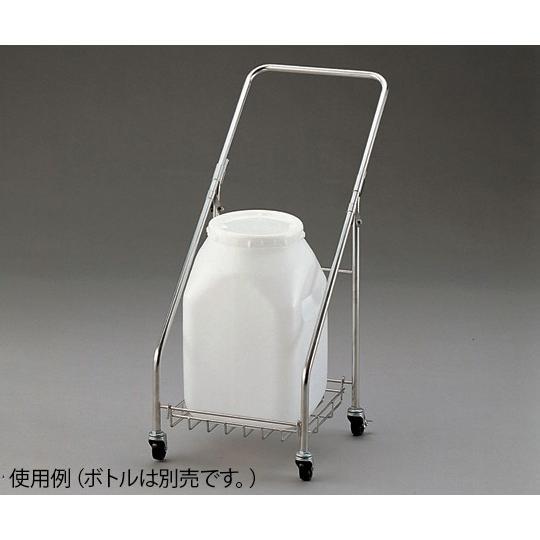 アズワン5-034-02ボトルカート2型角型【個】(as1-5-034-02)