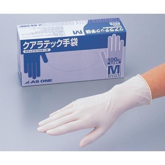 【送料無料/新品】 アズワン6-3047-12クアラテック手袋(DXパウダー付き)M1000枚入【箱】(as1-6-3047-12), Blumin a96b7d22
