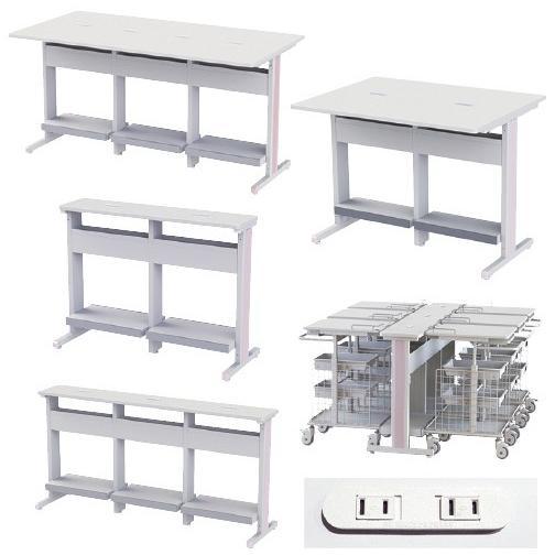 ナーステーブル ナーステーブル RNT-1202 ナーステーブル(24-3641-02)【1台単位】