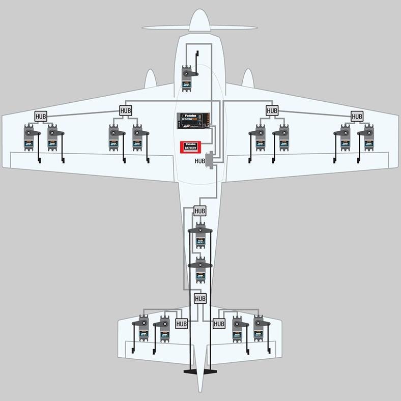 FUTABA SBE-1 S.BUS エンコーダー  【メール便可】 droneparts 02