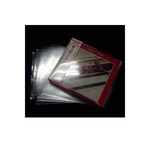 CD2枚組用PP外袋ビニールカバー100枚セット(底カット) / ディスクユニオン DISK UNION