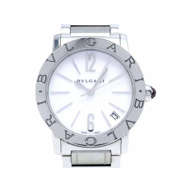 新作人気 BVLGARI ブルガリ ブルガリブルガリ BBL33S 腕時計 BVLGARI 腕時計 ステンレススチール シェル シェル 文字盤 レディース (銀座店)/DH33357, タマガワチョウ:b094427a --- airmodconsu.dominiotemporario.com