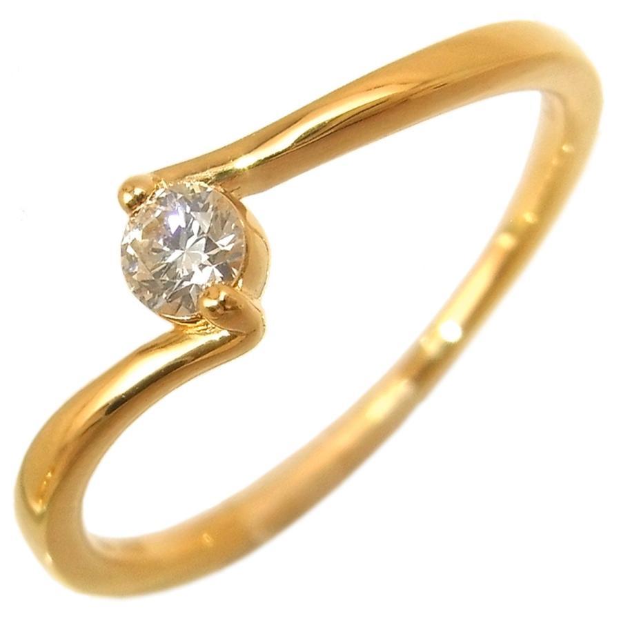 オリジナル STAR JEWELRY スタージュエリー ダイヤ リング・指輪 K18イエローゴールド 11号 レディース  (銀座店)/DH49439, ローカロ生活 73634505
