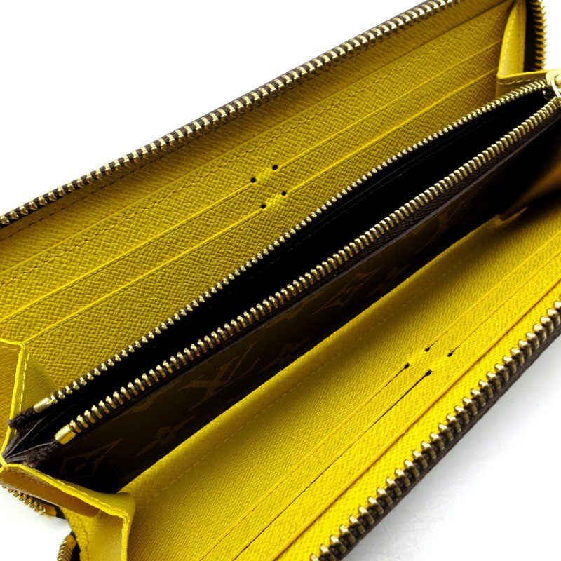 new concept 9d613 2c364 ルイ・ヴィトン ポルトフォイユ・クレマンス M60744 長財布 ...