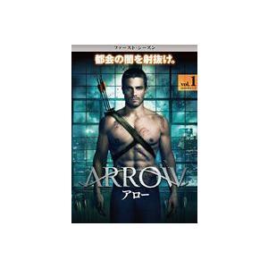 ARROW / アロー <ファースト・シーズン> Vol.1 [DVD] dss
