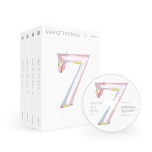 輸入盤 BTS / MAP OF THE SOUL : 7 [CD]