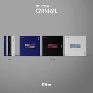 輸入盤 ENHYPEN / 2ND MINI ALBUM : BORDER : CARNIVAL [CD]