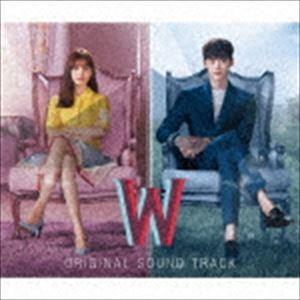 (オリジナル・サウンドトラック) W -君と僕の世界- オリジナル・サウンドトラック(2CD+DVD) [CD]|dss