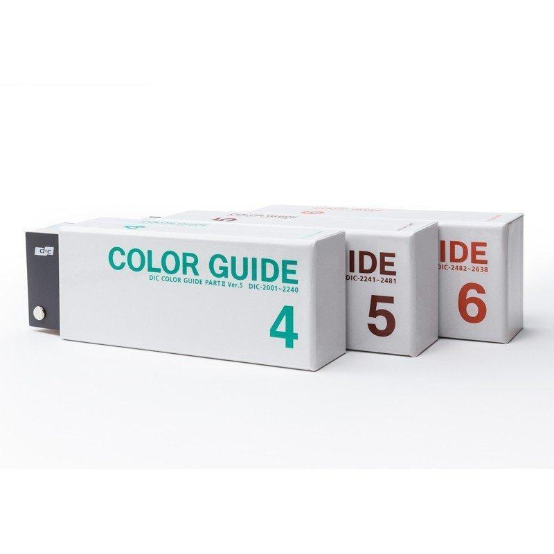 DICカラーガイドPART2(4・5・6