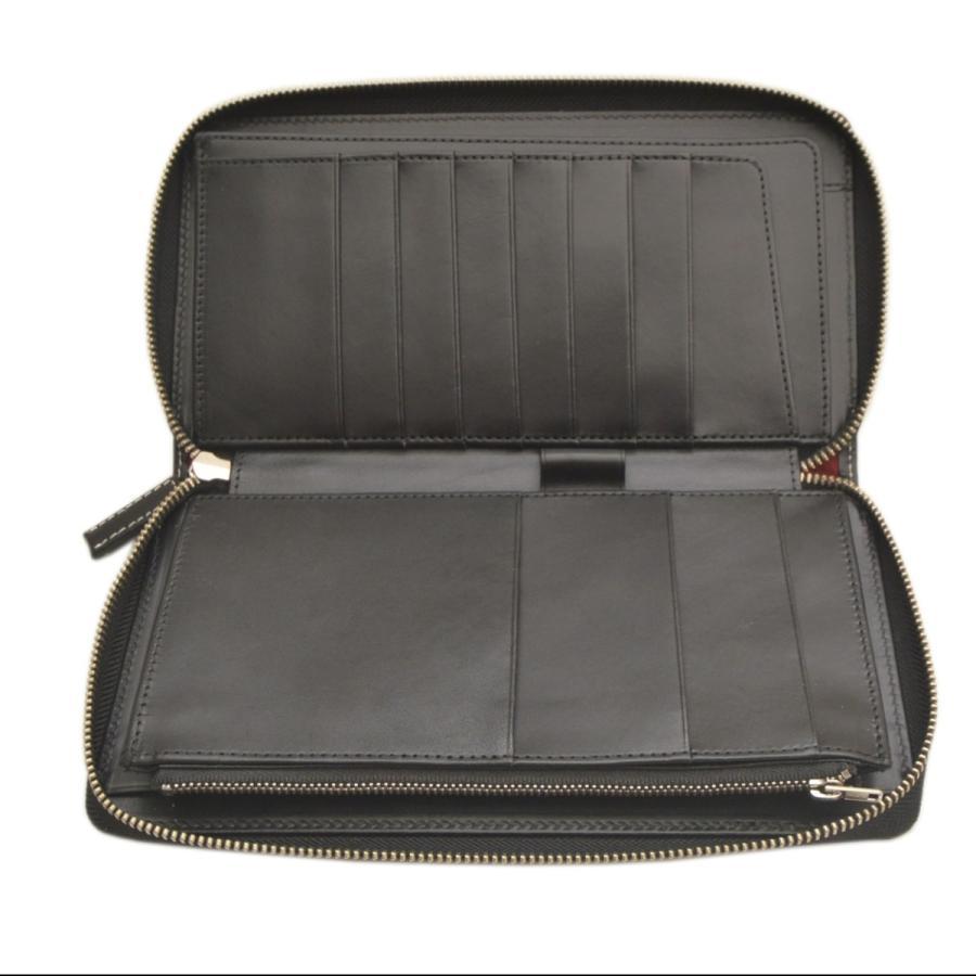 パスポートケース トラベルオーガナイザー 防犯 RFID 電磁波遮断シート おしゃれ メンズ レディース 本革  DUCT(ダクト) 097|duct-store|08