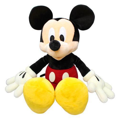 ミッキーマウス ぬいぐるみ(特大)お祝い プレゼント ギフト ディズニー グッズ お土産(東京ディズニーリゾート限定)